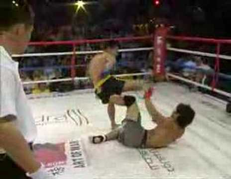 0 Art of War FC VI Highlight Reel   MMA China