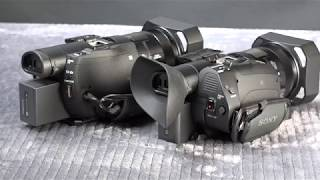 Sony AX700 and AX100 HandyCam Physical Differences Worth Switching? My Opinion