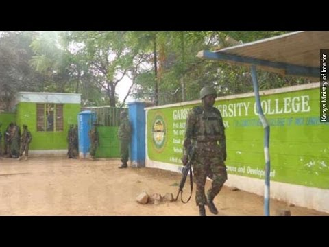 Al-Shabab Gunmen Kill At Least 15 At Kenyan University