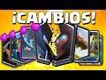 ¡EL FIN DE LA BRUJA NOCTURNA! | Cambios de Balance | Clash Royale con TheAlvaro845 | Español