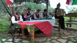 El Canfin  - Viva gli alpini (Video Ufficiale)
