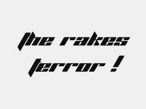 Imagem da capa da música Terror! de The Rakes