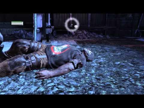 Прохождение игры Batman Arkham City часть 3