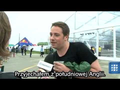 Open'er Festiwal 2012. Zagraniczni Fani O Polsce: Jest Cudownie! Uroczo! Dziewczyny...