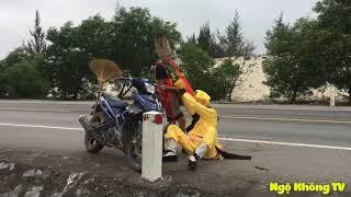 Hài Tết 2019   Nguồn Gốc Xuất Xứ Của Ngộ Không TV Tại Việt Nam   Thách Ai Xem Không Cười