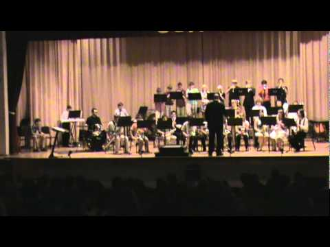 Garrard County High School Jazz Band 2011