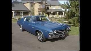 Rare 69 Chevelle SS 300 Deluxe Dream Car Garage 2005 TV series