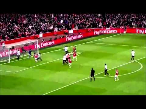 Santi Cazorla | Arsenal FC | The ULTIMATE Compilation 2012/13
