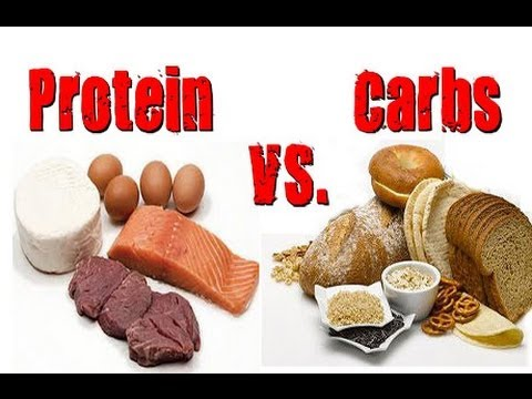 Protein vs Carbs for muscle growth