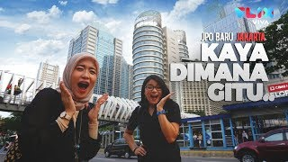KEREEEN!! JPO Baru di Jakarta KAYA DIMANAAA GITUU..