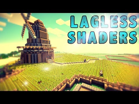 How to Install Lagless Shaders ( Minecraft 1.7.2 Tutorial )