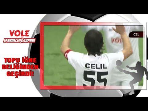 Vole Efsaneler Kupası Final | Celil Sağır topu iğne deliğinden geçirdi!