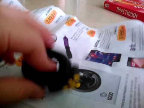 Видео как сделать кольцо супер кота из пластилина