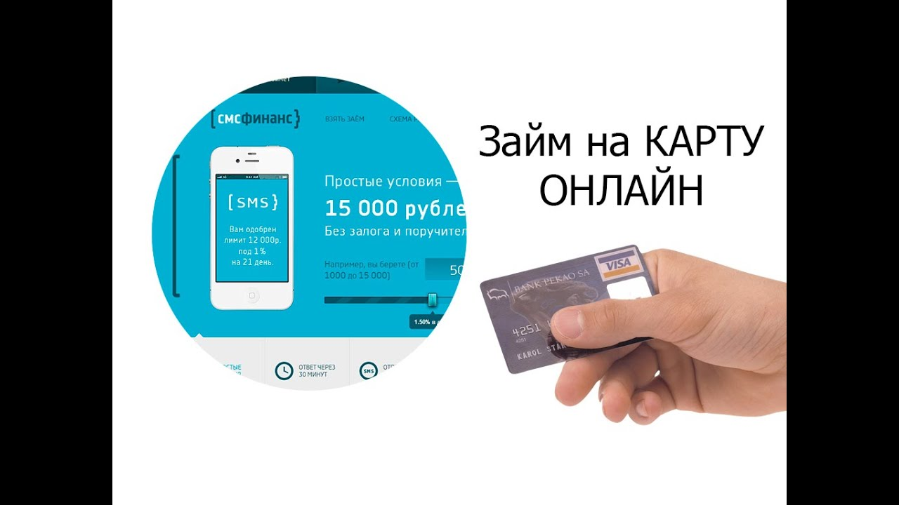 Заявка на микрокредит - Бизнес и офис