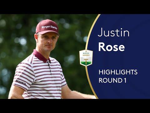 Justin Rose Highlights | Round 1 | 2019 Italian Open
