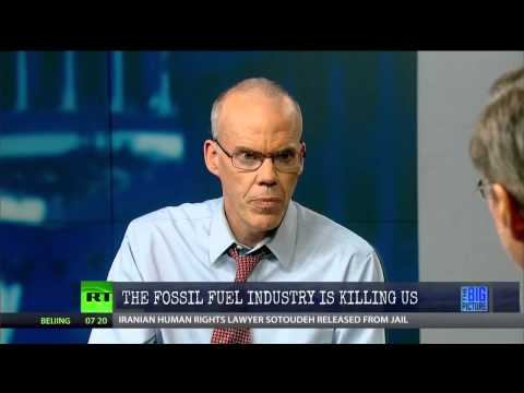 Global warming...Do The Math w/Bill McKibben