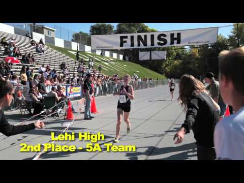Utah State High School X-Country 2011