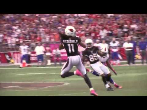 Larry Fitzgerald Highlights HD