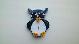 How To Make A Funny Magnet Owl - DIY Crafts Tutorial - Guidecentral