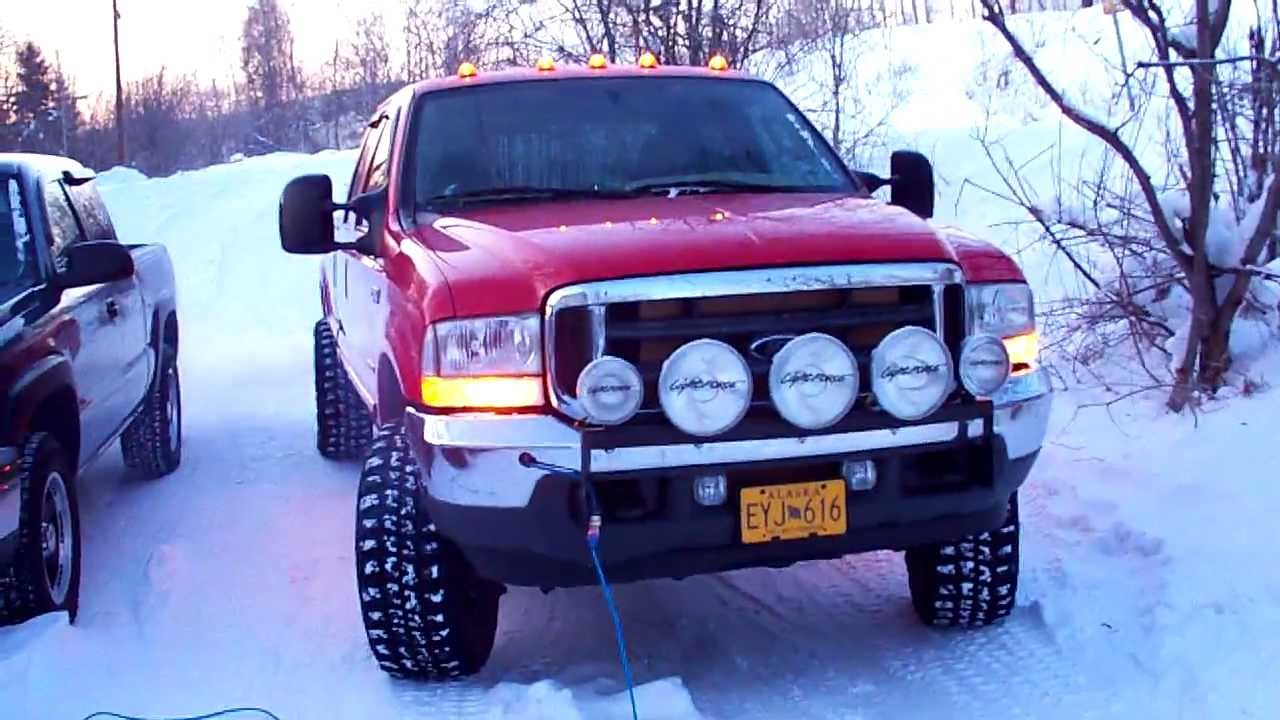 2003 Ford F250 7.3L - YouTube