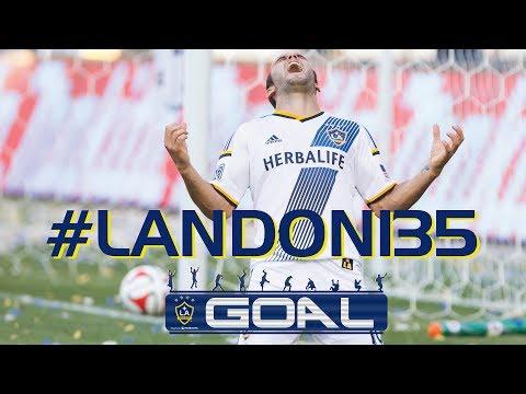 Landon DONOVAN breaks the MLS record | GOAL