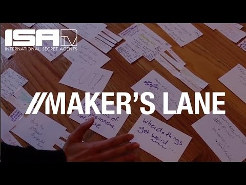 """Spoken Word Poet Kelly Tsai"" - MAKER'S LANE Ep. 5"