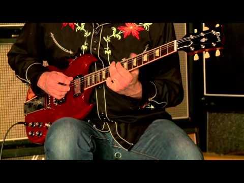 SOLD• Gibson Limited Run 50th Anniversary Derek Trucks SG • SN: 107520329