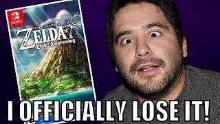 Zelda: Link's Awakening Remake Reveal REACTION!