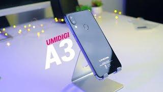 El teléfono más BARATO que puedes encontrar  |  Umidigi A3