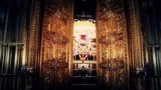 Ghanshyam Mahotsav Invitation - Swaminarayan Dhun Swagatam