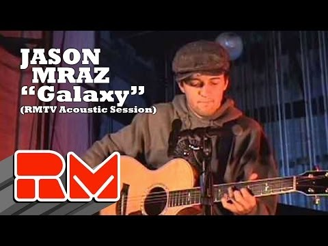 Jason Mraz - Galaxy LIVE (Official RMTV Acoustic) RARE!