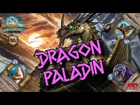 DIAMO UN SENSO A QUESTA CARTA!! DRAGON PALADIN (HEARTHSTONE ITA)