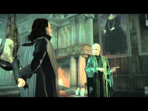 Harry Potter and the Deathly Hallows — Part 1 The Videogame – Launch Trailer [HD]