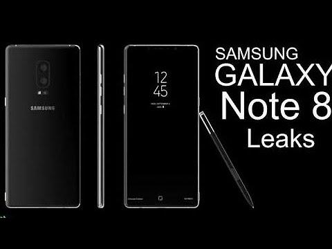 download lagu Samsung Galaxy Note 8 Leaks  Full Specs  gratis