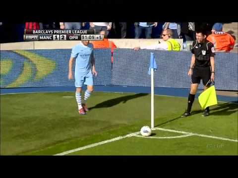 MANCHESTER CITY CHAMPIONS! - SPEED OF SOUND (EPL SEASON 2011-2012)