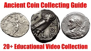 Cheap Ancient Greek and Roman Coins Sold By Expert on eBay