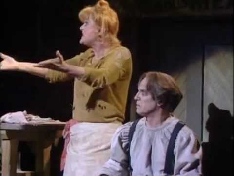 Sweeney Todd Broadway, 1982 video
