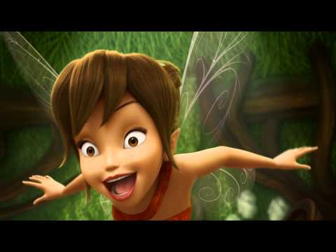 Tinker Bell And The Legend Of The Neverbeast Uk Trailer -- Official Disney | Hd video
