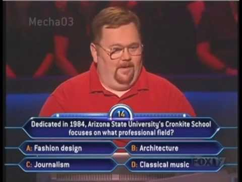 """Do You Have a Problem with That?"" [Part 1] - Who Wants to be a Millionaire [Old Format]"