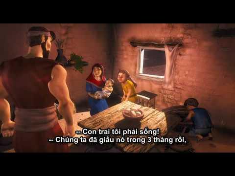 Phần 1 Phim 10 điều răn - Hoạt hình 3D - 2007