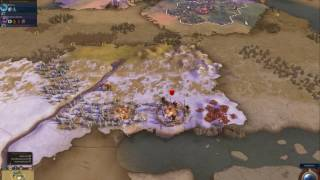 Sid Meier's Civilization VI - Japan 1, no commentary