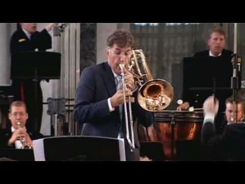 Ben van Dijk-basstrombone plays Canticles-Johan de Meij