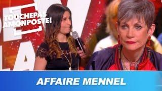 Propos sur l'affaire Mennel : Isabelle Morini-Bosc face à une téléspectatrice