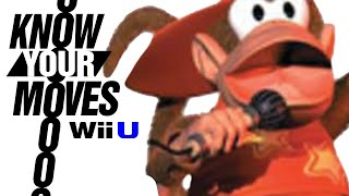 Diddy Kong : I HATE YOU! - Know Your Moves! (Smash Bros.)