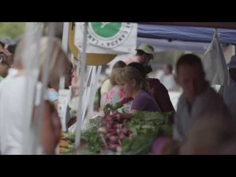 Penticton Farmers' Market 2014