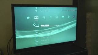 LG Cinema 3D HDTV unboxing