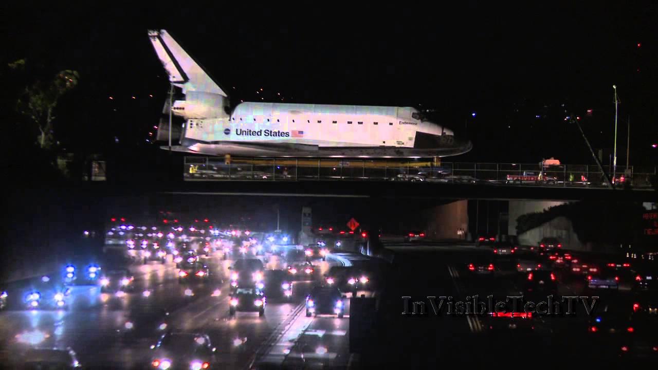 Shuttle Endeavor Space Shuttle Endeavor Might