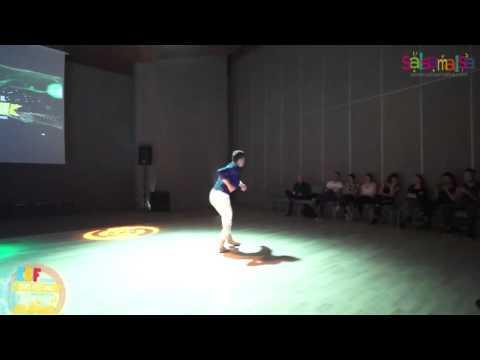 Alp Yomralıoğlu Solo Dance Performance - EDF 2016