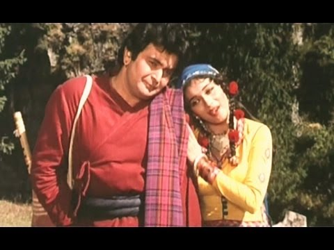 Tu Kya Pyar Karega Full Hd Song | Sahibaan | Rishi Kapoor, Madhuri Dixit video