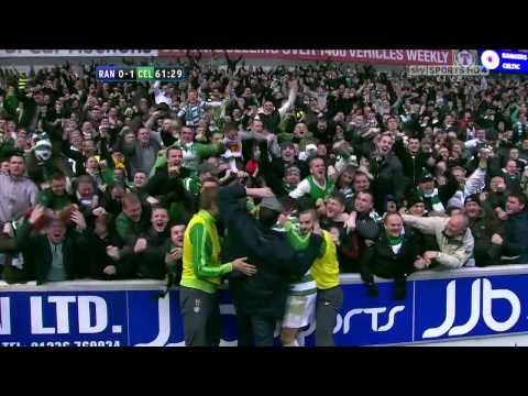 Ranger 0 v 2 Celtic.